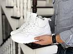Мужские зимние кроссовки Nike Air Max 87 (белые), фото 4