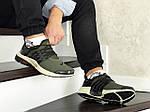 Мужские кроссовки Nike Air Presto (темно-зеленые), фото 3