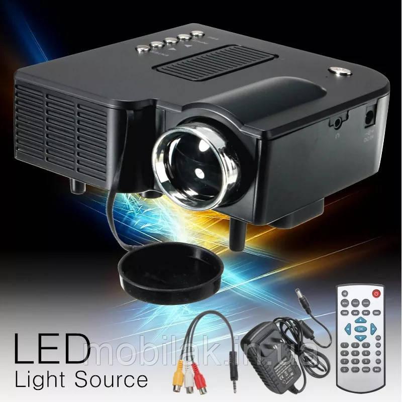 UNIC UC28 светодиодный мини-проектор