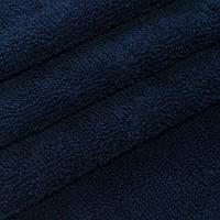 Махровая ткань кремового синего оптом, плотность 400г/м ширина 220 см