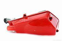 Корпус воздушного фильтра  GY6 50  10 колесо  красный
