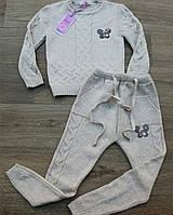 Вязаный детский костюм Hida 5-10 лет