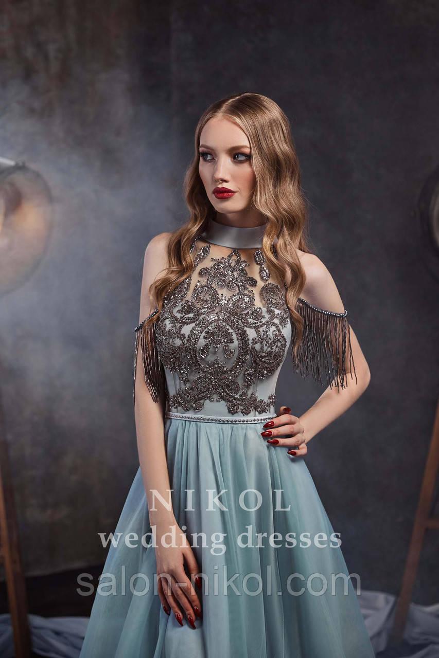 Вечернее, выпускное платье № V428