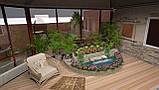 Построить Эксклюзивный Зимний Сад с Бассейном, фото 4