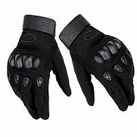 Перчатки тактические Oakley (р.XL), черные