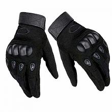 Рукавиці тактичні Oakley (р. XL), чорні