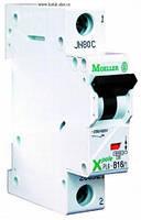 Автоматический выключатель In=63А, 1п, B, 6 kA  CLS6-B63 (PL6-B63/1) _Moeller-SALE