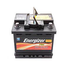 Автомобильный аккумулятор ENERGIZER 6СТ-52 АзЕ Plus 552 400 047, фото 2