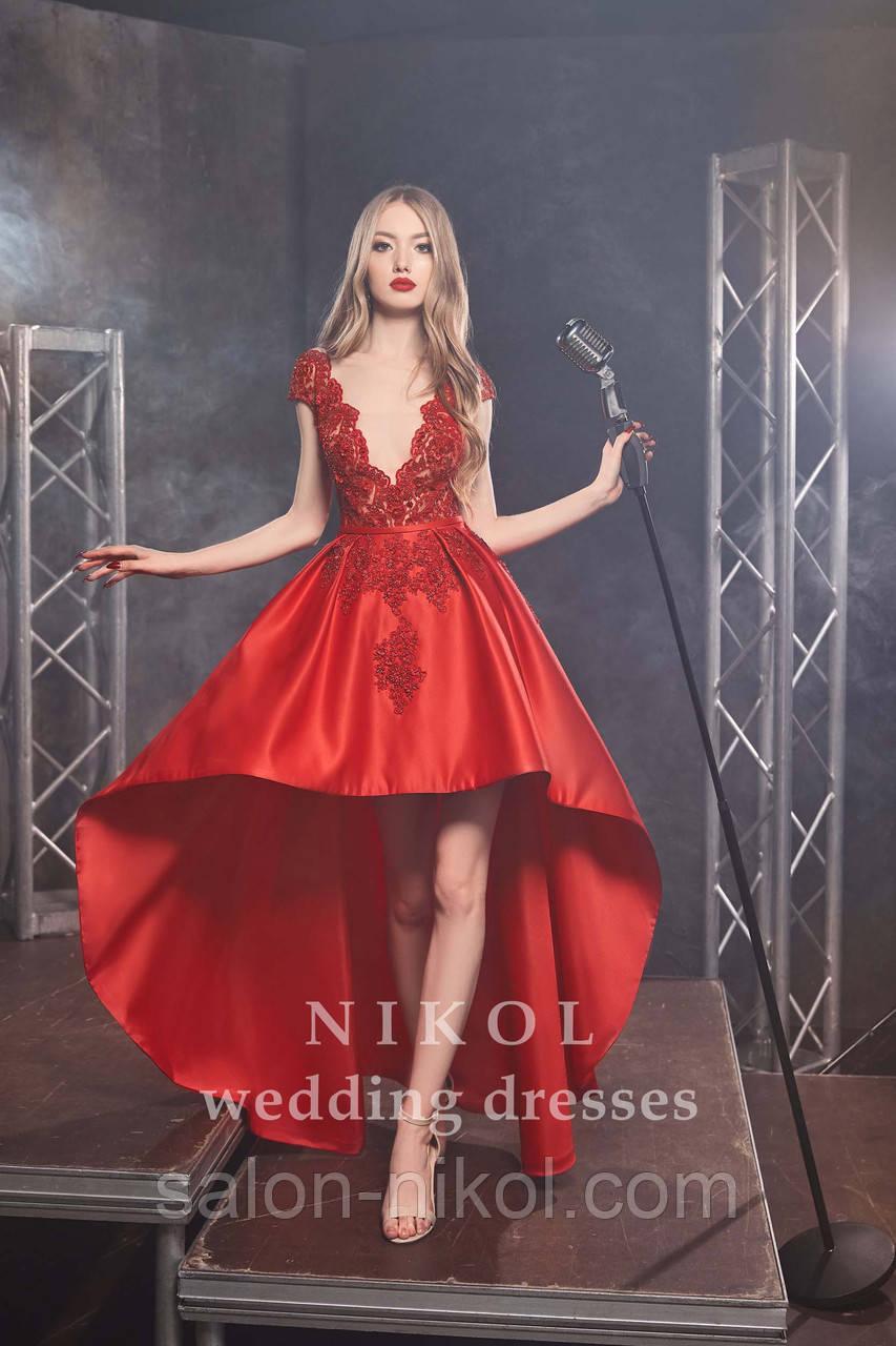 Вечернее, выпускное платье № V430