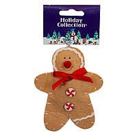 Мягкая игрушка сувенирная, Мальчик печенье, 11см (000401-5)