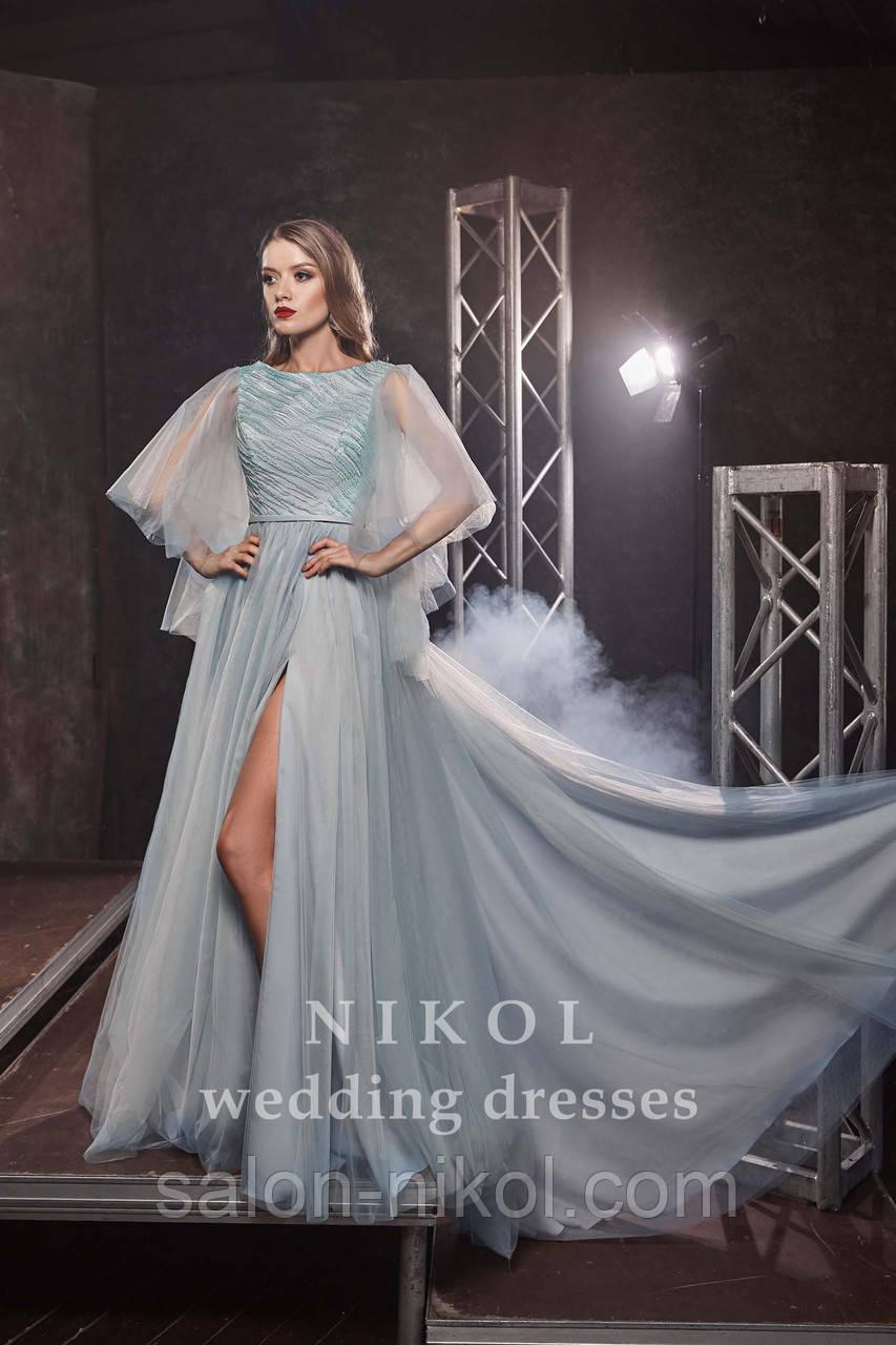 Вечернее, выпускное платье № V432