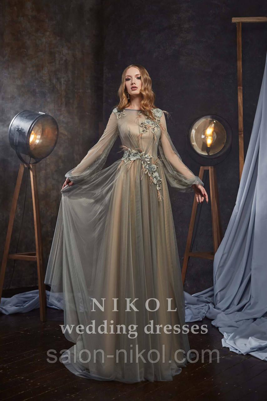 Вечернее, выпускное платье № V433
