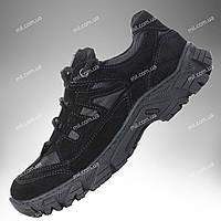 Военная демисезонная обувь / тактические кроссовки Tactic LOW2 (black)
