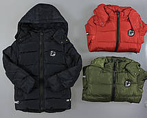 {есть:2/3 года} Куртка утепленная для мальчиков Nature ,2/3-8/9 лет. Артикул: RSB5320