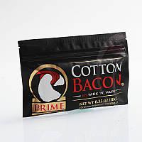 Вата для електронних сигарет Wick 'N' Vape Cotton Bacon Prime