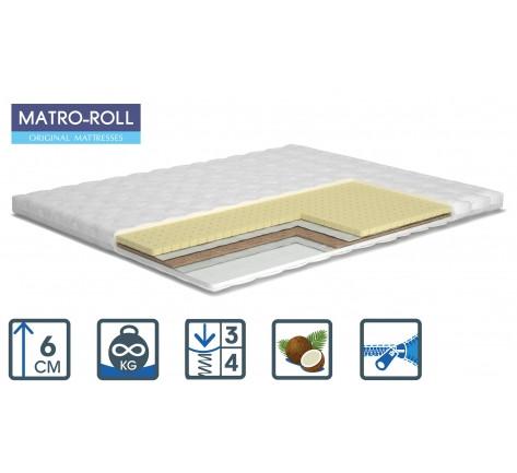 Матрас Matroluxe Double Comfort Matro-Roll-Topper / Дабл Комфорт