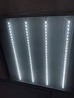 Светодиодная панель Армстронг 36Вт 600х600 6500K, колотый лед