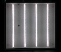 Светодиодная панель 36Вт 600х600 6500K Армстронг колотый лед