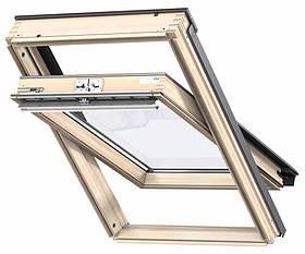 Мансардне вікно Velux Premium двокамерне