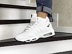 Мужские кроссовки Nike 95 (белые) ЗИМА, фото 2