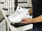 Мужские кроссовки Nike 95 (белые) ЗИМА, фото 3