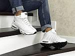 Мужские кроссовки Nike 95 (белые) ЗИМА, фото 4