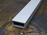 Труба 20х10х1,5 профильная алюминиевая / AS