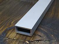 Труба 20х10х1,5 профильная алюминиевая / AS, фото 1