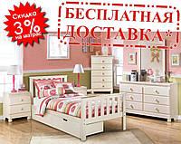 👪Деревянная кровать Салли 80х190 см ТМ Mr.Mebl