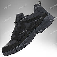 Тактические кроссовки / демисезонная военная обувь Comanche Gen.II (black)