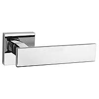 Ручка дверная Tupai LINA 2 2730Q хром полированный (Португалия)