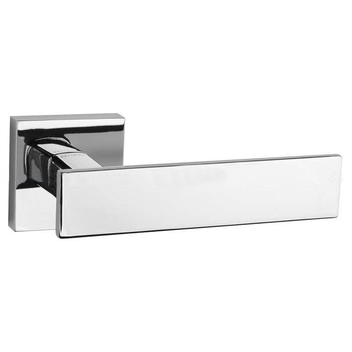 Ручка дверная Tupai LINA 2 2730Q хром полированный (Португалия), фото 1
