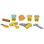 Hasbro Play Doh Плей-До Игровой набор Сад или Инструменты (E3565 TOOLIN AROUND SET), фото 2