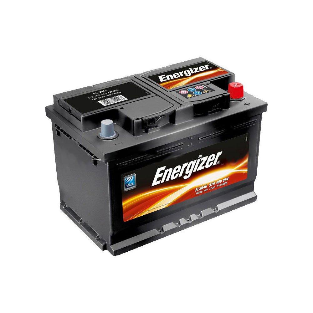 Автомобильный аккумулятор ENERGIZER 6СТ-70 АзЕ 570 409 064
