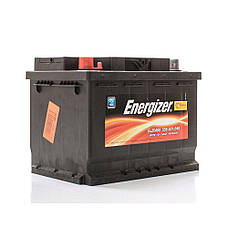 Автомобильный аккумулятор ENERGIZER 6СТ-56 Аз 556 401 048, фото 3