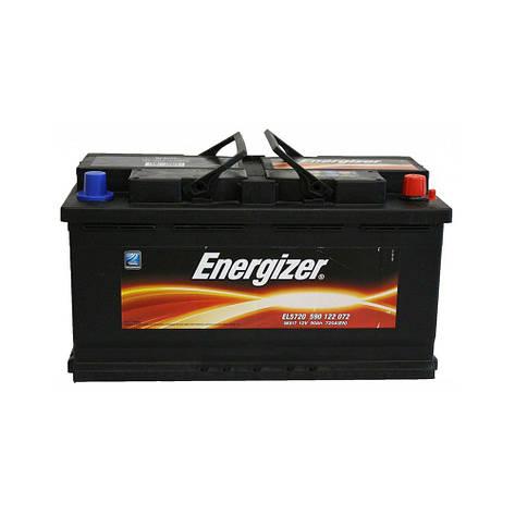 Автомобильный аккумулятор ENERGIZER 6СТ-90 АзЕ 590 122 072, фото 2