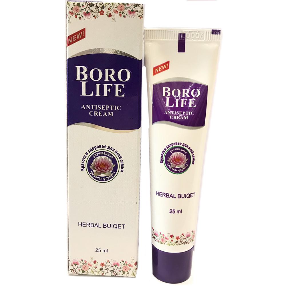 Антисептический Крем Боро Лайф Регулярный (Boro Life, India), 25 мл