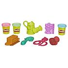 Hasbro Play Doh Плей-До Игровой набор Сад или Инструменты (E3564 GROWIN GARDEN SET), фото 2
