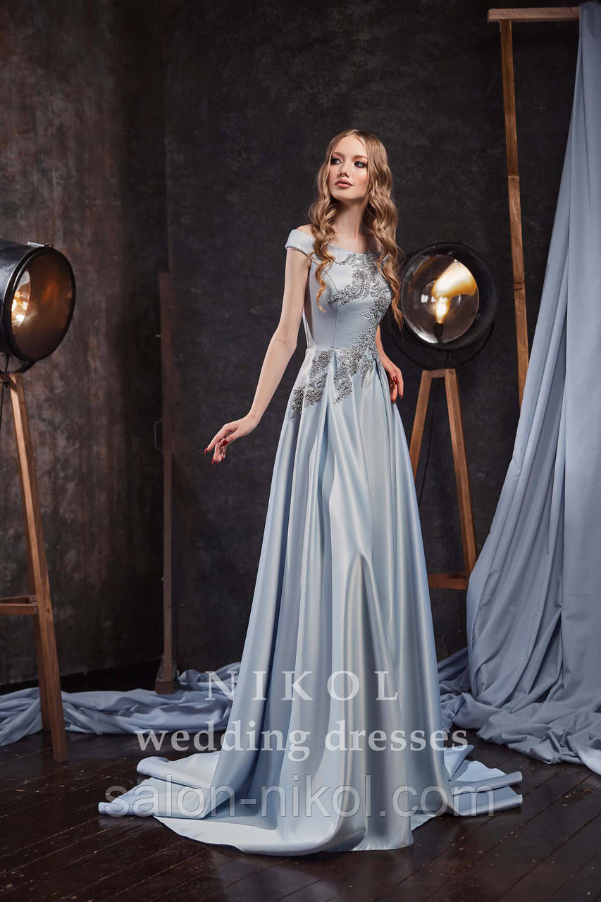 Вечернее, выпускное платье № V437