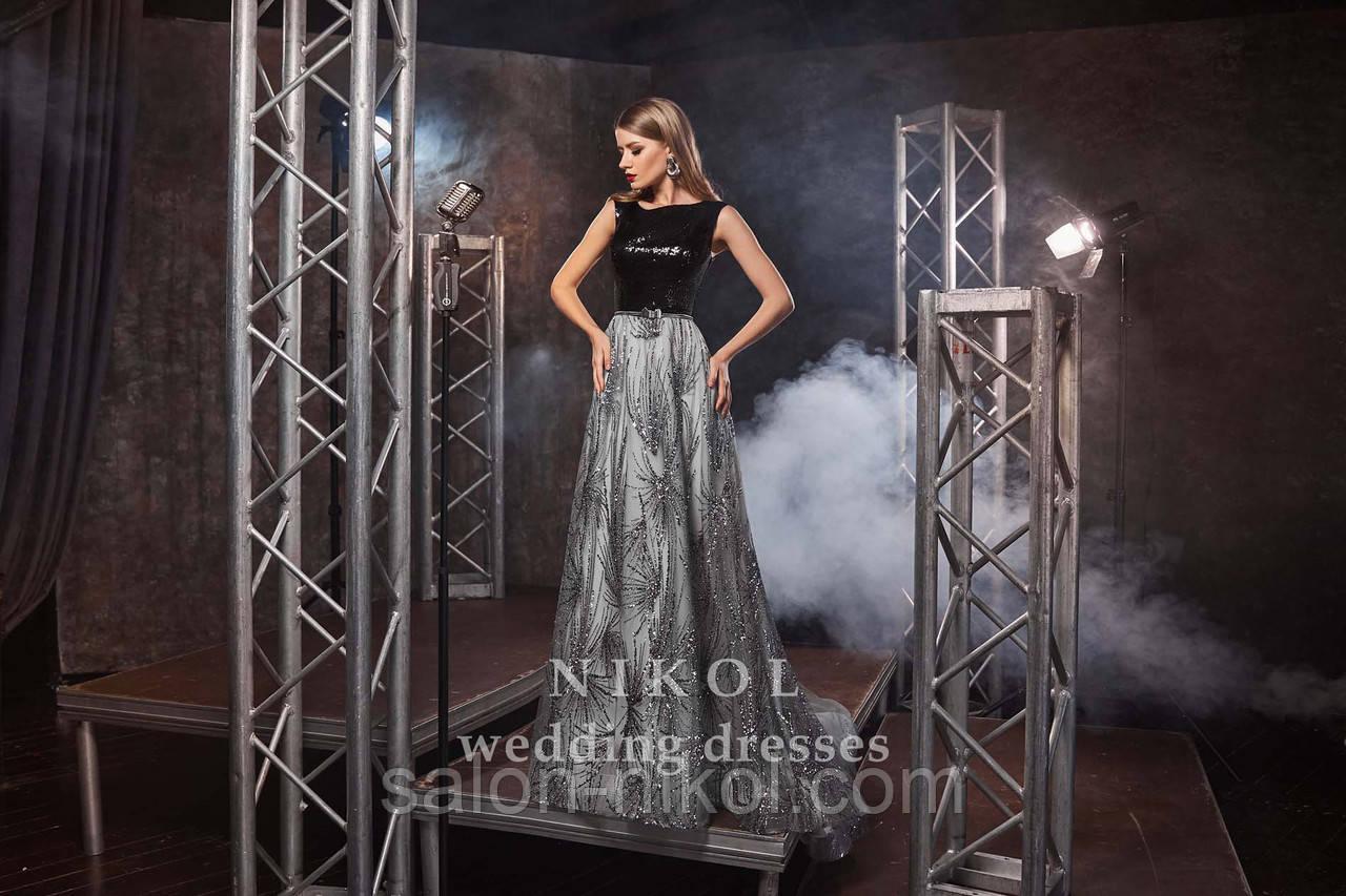 Вечернее, выпускное платье № V438
