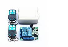 4-х канальный блок дистанционного управления  220V гаражными воротами + 2 пульта