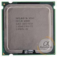 Процессор Intel Xeon X3363 (4×2.83GHz/12Mb/s771-775) БУ