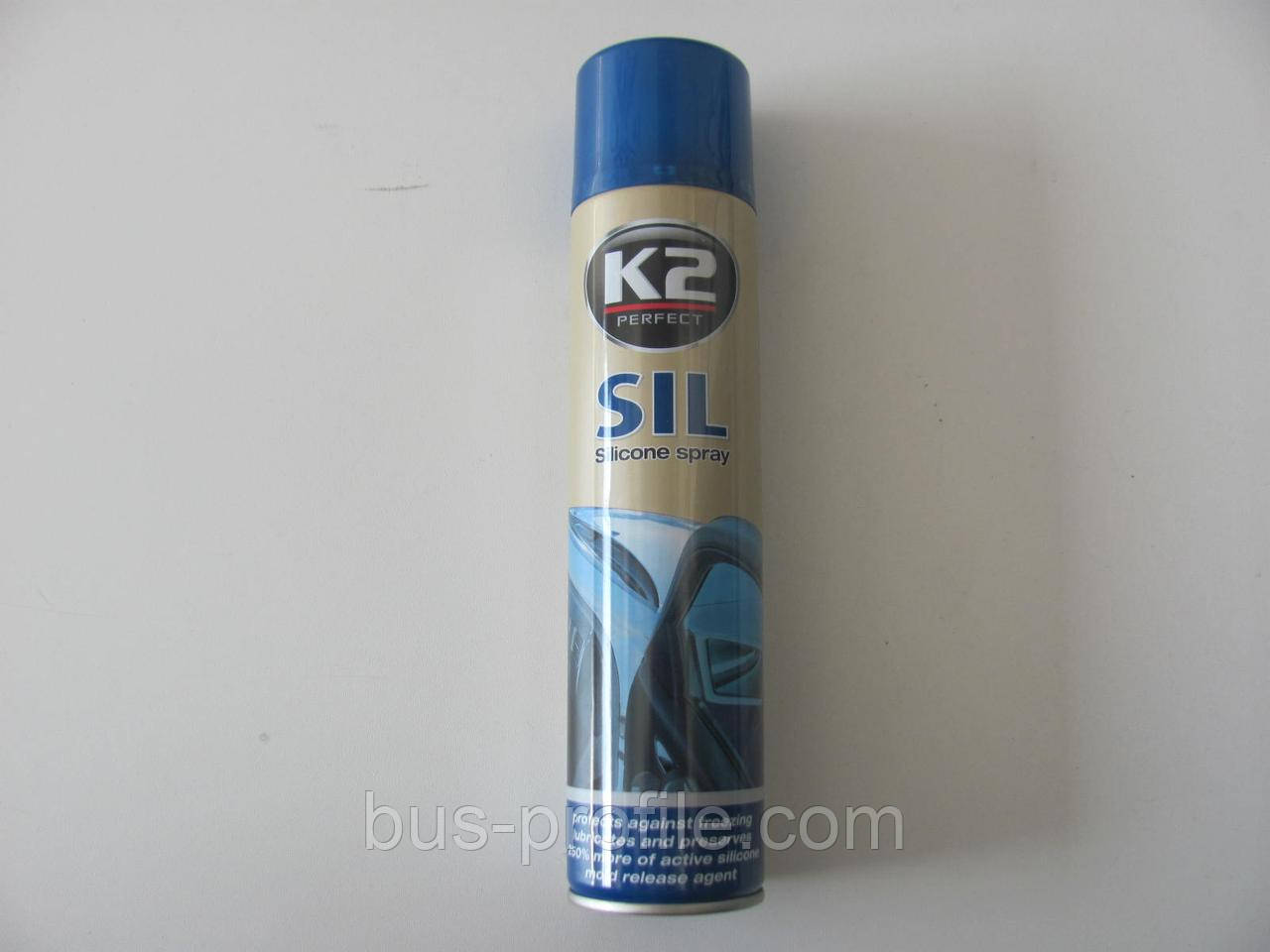 Смазка силиконовая SIL Spray (300ml) — K2 — K633