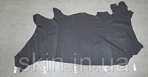Натуральная кожа для кожгалантереи коричневая, толщина 1.2 мм, арт. СК 2049, фото 2