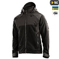 M-Tac куртка Norman Windblock Fleece Black (20027002)