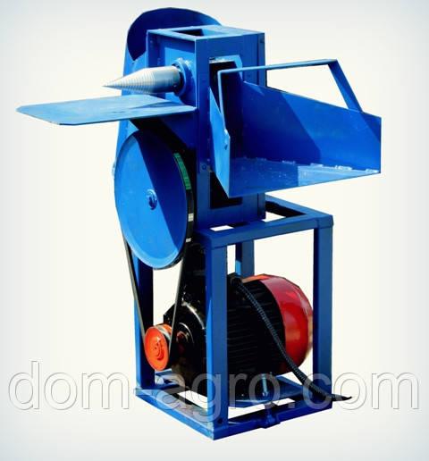 Измельчитель веток с приводом от электродвигателя (двухсторонняя заточка) (ДР9)