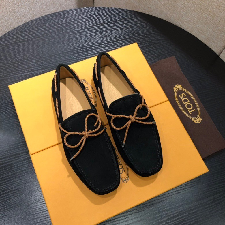 Стильная мужская обувь, мокасины - Tod's