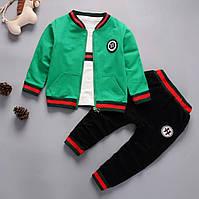 Детский спортивный костюм для мальчика, спортивный костюм для мальчика р 104