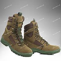 Берці зимові / військова тактична взуття GROZA (olive), фото 1
