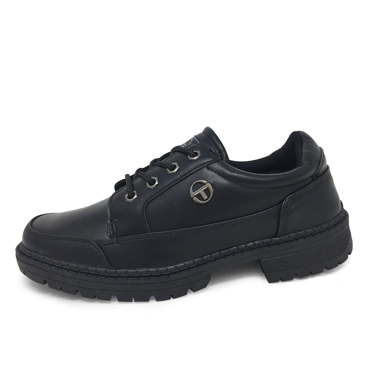Чоловічі черевики Sergio Tacchini Chaponnay 44 Black